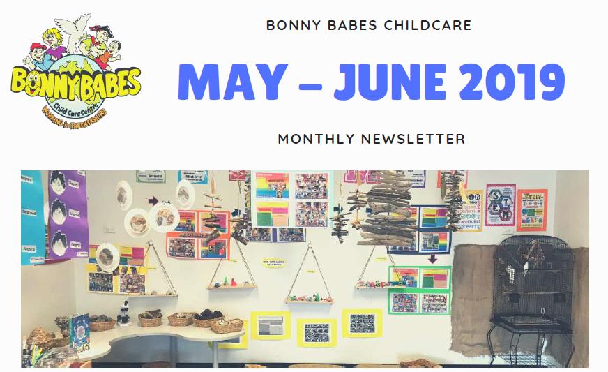 May – June Newsletter
