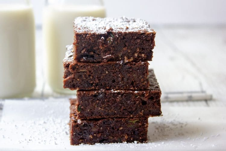Delicious Chocolate Brownies with a Healthy Twist