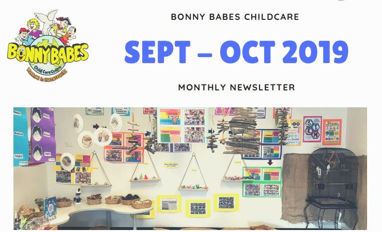 September – October Newsletter