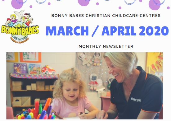 March – April 2020 Newsletter